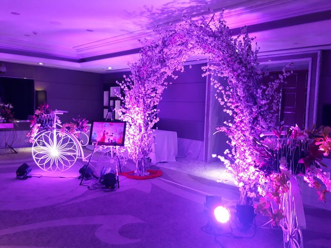 Wedding Decor And Hospitality by Xeel Events - 008