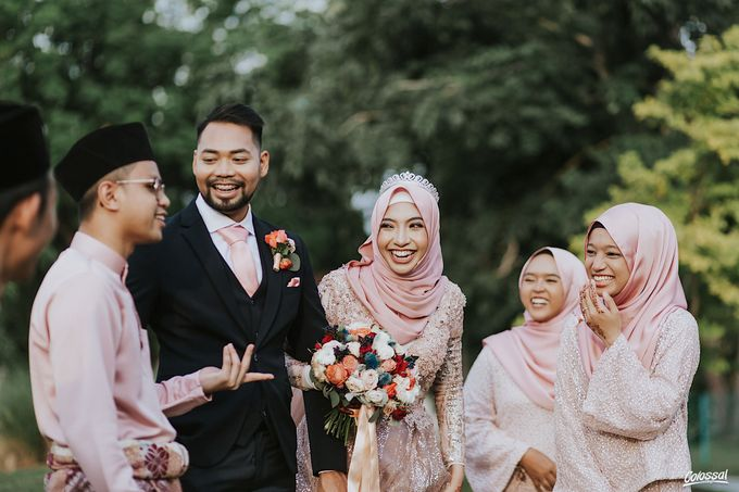 Actual Day Wedding of Khairul and Amalina by Colossal Weddings - 013