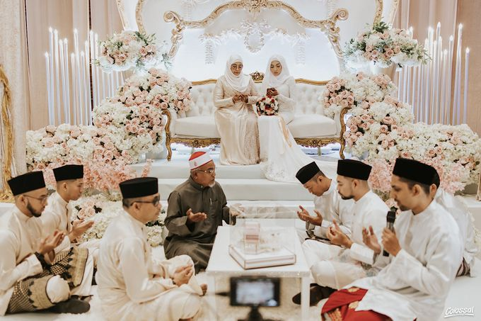 Actual Day Wedding of Khairul and Amalina by Colossal Weddings - 002