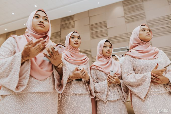 Actual Day Wedding of Khairul and Amalina by Colossal Weddings - 003