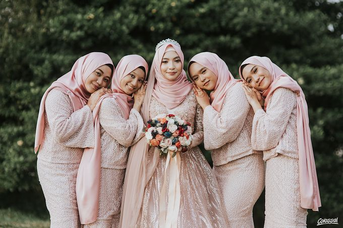 Actual Day Wedding of Khairul and Amalina by Colossal Weddings - 017