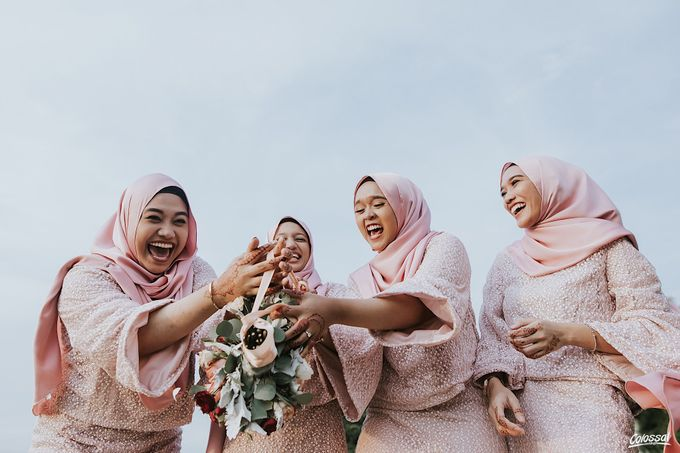 Actual Day Wedding of Khairul and Amalina by Colossal Weddings - 014