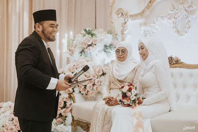 Actual Day Wedding of Khairul and Amalina by Colossal Weddings - 005