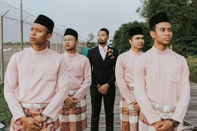Actual Day Wedding of Khairul and Amalina by Colossal Weddings - 015