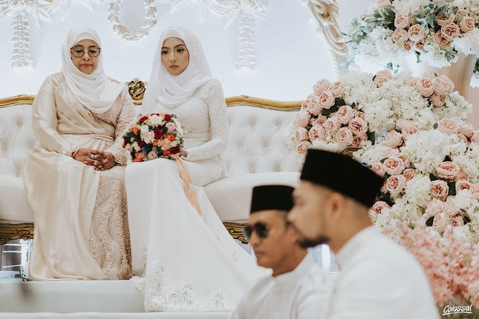 Actual Day Wedding of Khairul and Amalina by Colossal Weddings - 004