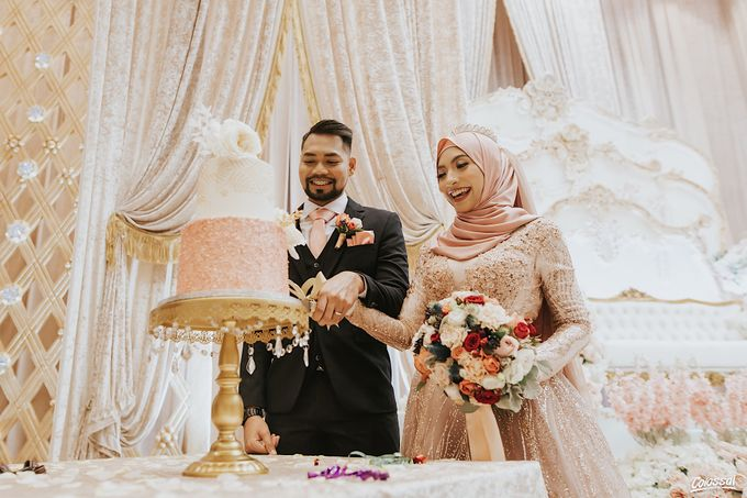 Actual Day Wedding of Khairul and Amalina by Colossal Weddings - 010