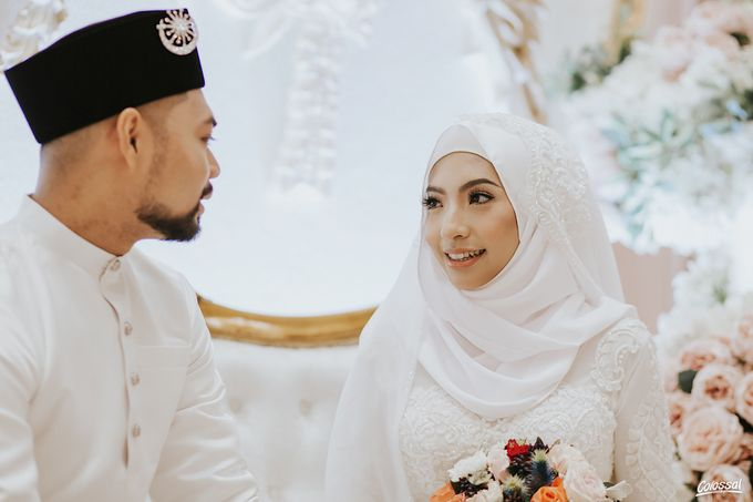 Actual Day Wedding of Khairul and Amalina by Colossal Weddings - 007