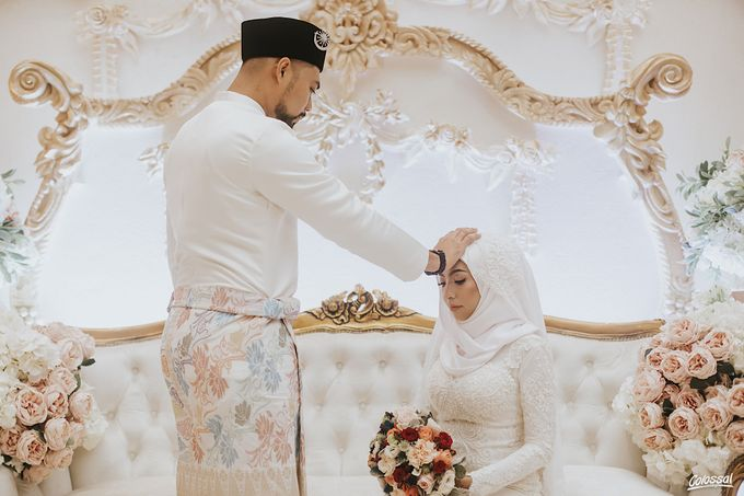 Actual Day Wedding of Khairul and Amalina by Colossal Weddings - 006