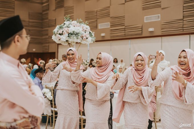 Actual Day Wedding of Khairul and Amalina by Colossal Weddings - 011