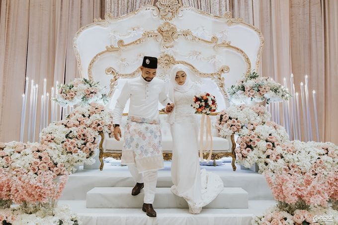 Actual Day Wedding of Khairul and Amalina by Colossal Weddings - 008