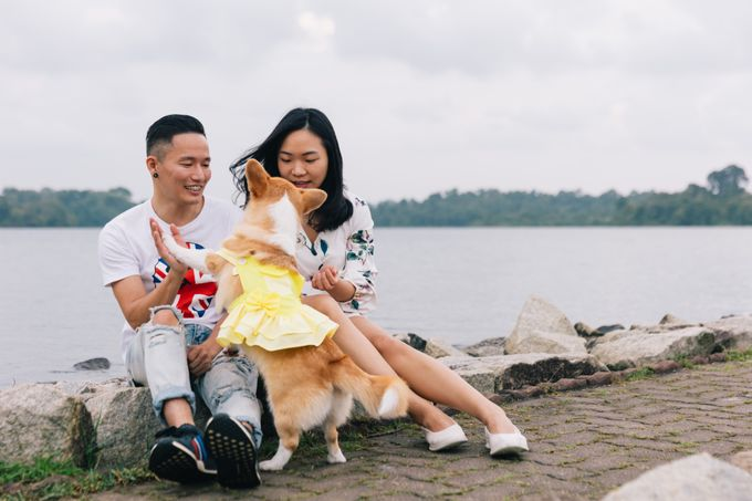 Upper Seletar Reservoir Park with KH & Wendy by Shane Chua Photography - 002