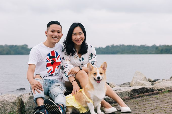 Upper Seletar Reservoir Park with KH & Wendy by Shane Chua Photography - 003