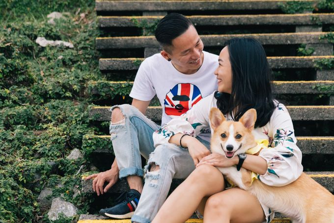 Upper Seletar Reservoir Park with KH & Wendy by Shane Chua Photography - 005