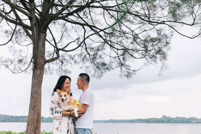 Upper Seletar Reservoir Park with KH & Wendy by Shane Chua Photography - 007