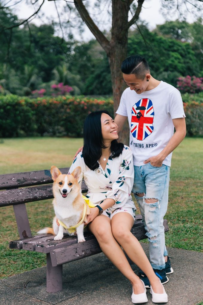 Upper Seletar Reservoir Park with KH & Wendy by Shane Chua Photography - 009