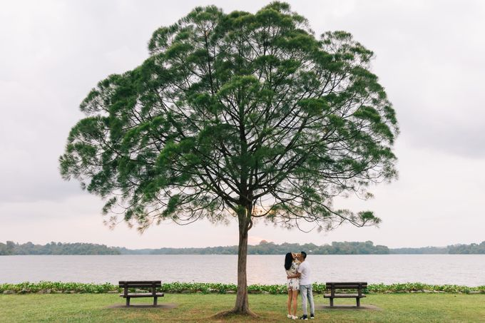 Upper Seletar Reservoir Park with KH & Wendy by Shane Chua Photography - 010
