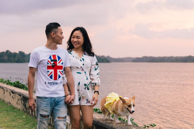 Upper Seletar Reservoir Park with KH & Wendy by Shane Chua Photography - 012