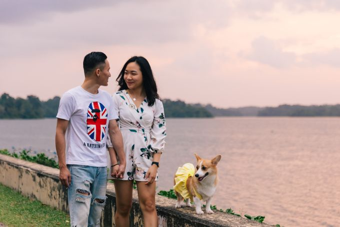 Upper Seletar Reservoir Park with KH & Wendy by Shane Chua Photography - 013