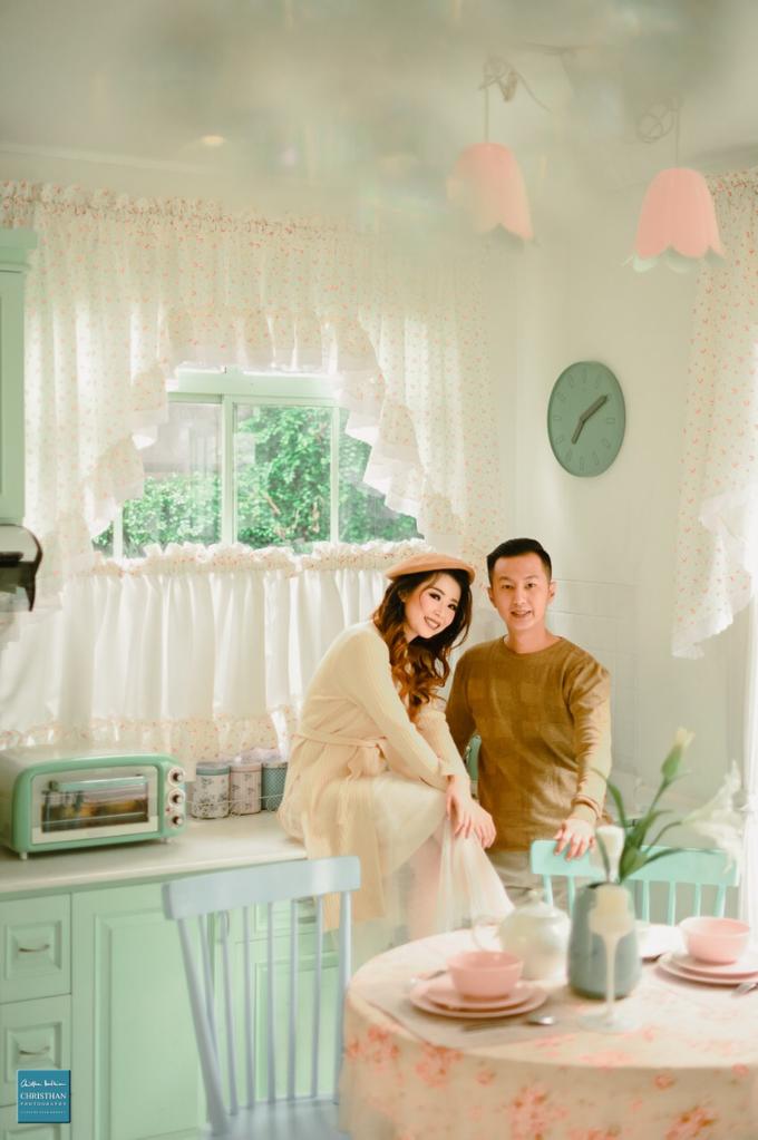 Prewedding of Maichellius & Claudia by Khayim Beshafa One Stop Wedding - 001