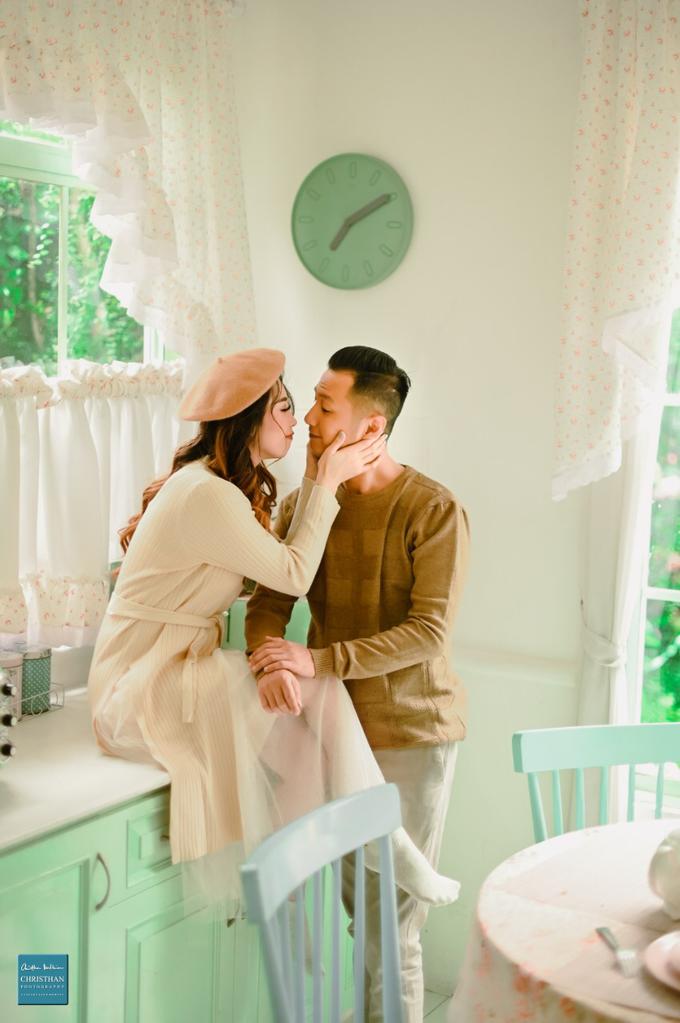 Prewedding of Maichellius & Claudia by Khayim Beshafa One Stop Wedding - 005