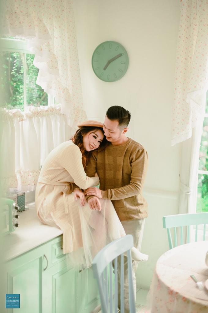 Prewedding of Maichellius & Claudia by Khayim Beshafa One Stop Wedding - 002