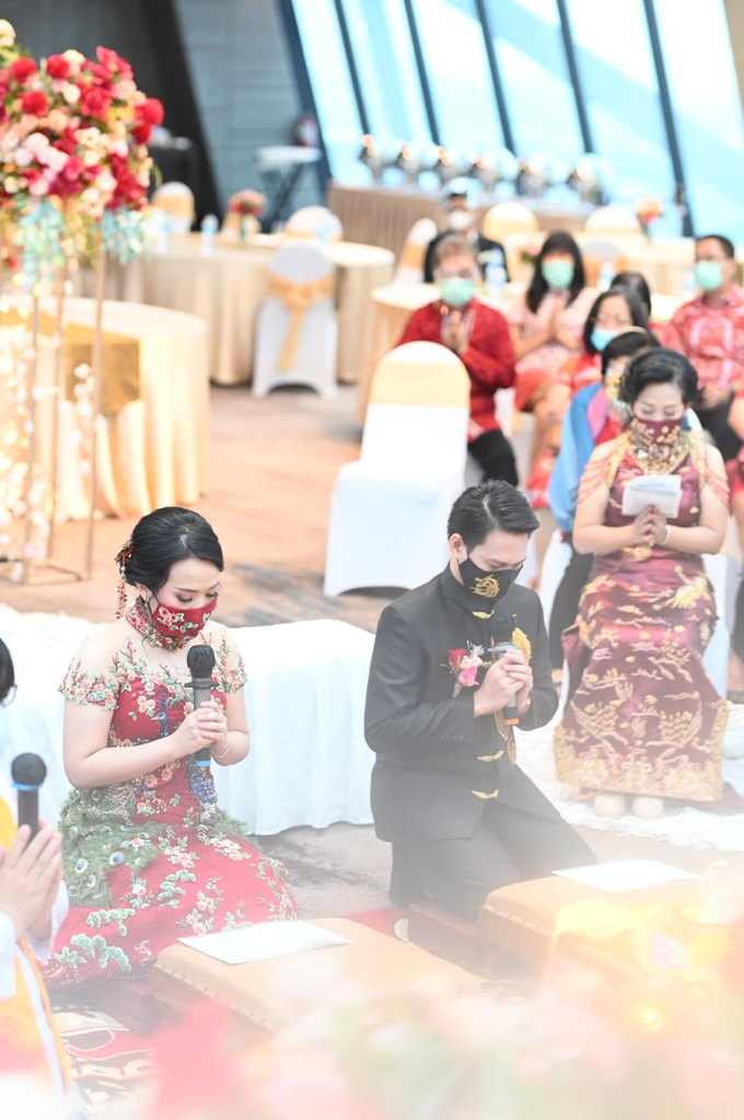 The Sangjit & Holy Matrimony of Feti & Erwin by Khayim Beshafa One Stop Wedding - 015
