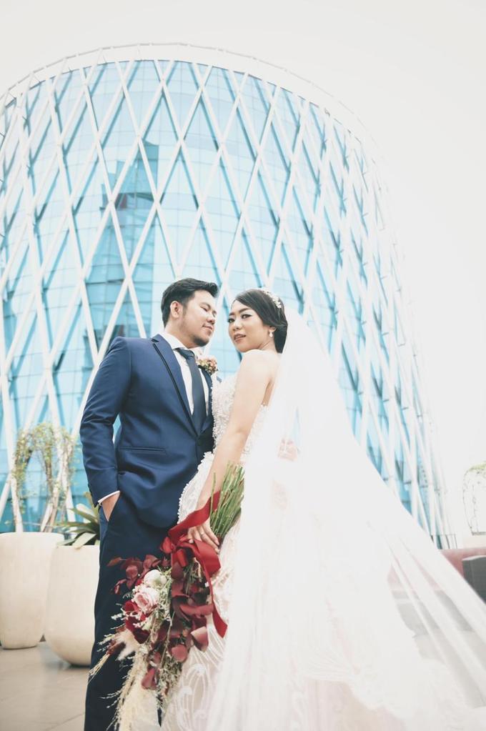 The Wedding of Glenn & Sessy by Khayim Beshafa One Stop Wedding - 001