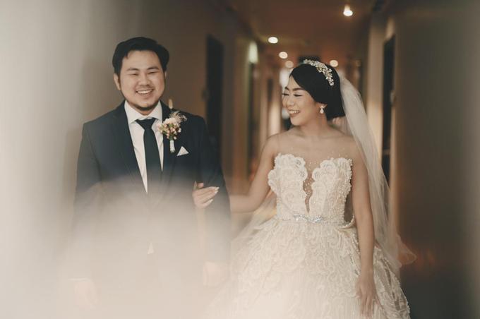 The Wedding of Glenn & Sessy by Khayim Beshafa One Stop Wedding - 002
