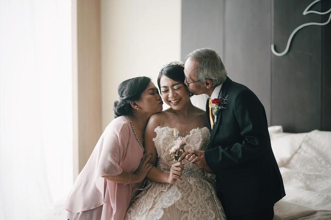 The Wedding of Glenn & Sessy by Khayim Beshafa One Stop Wedding - 005