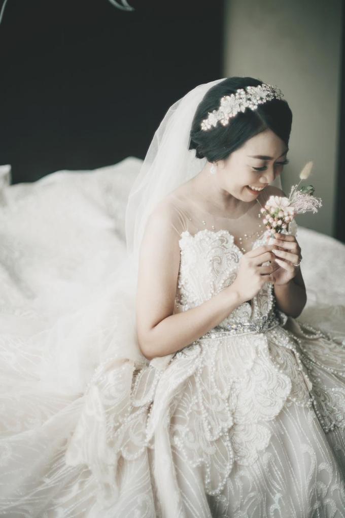 The Wedding of Glenn & Sessy by Khayim Beshafa One Stop Wedding - 003
