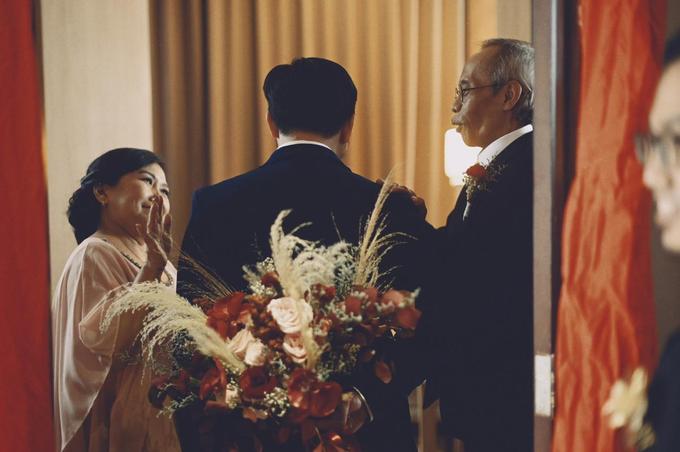 The Wedding of Glenn & Sessy by Khayim Beshafa One Stop Wedding - 011