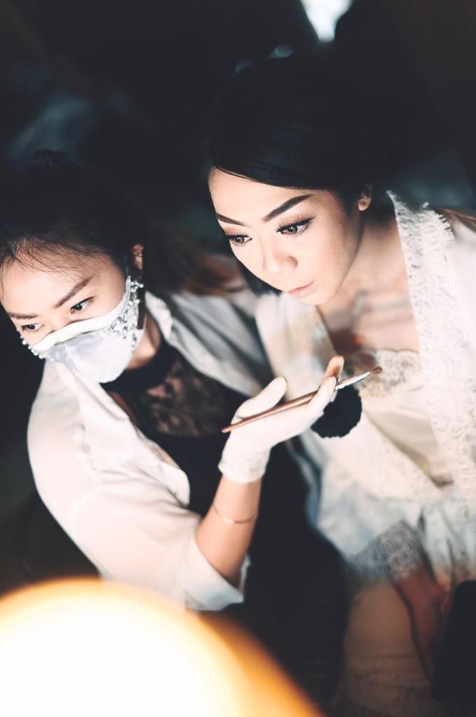 The Wedding of Glenn & Sessy by Khayim Beshafa One Stop Wedding - 010