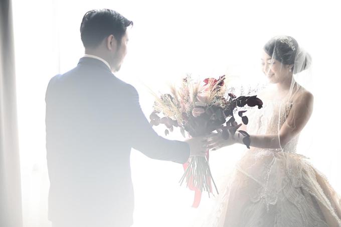 The Wedding of Glenn & Sessy by Khayim Beshafa One Stop Wedding - 012