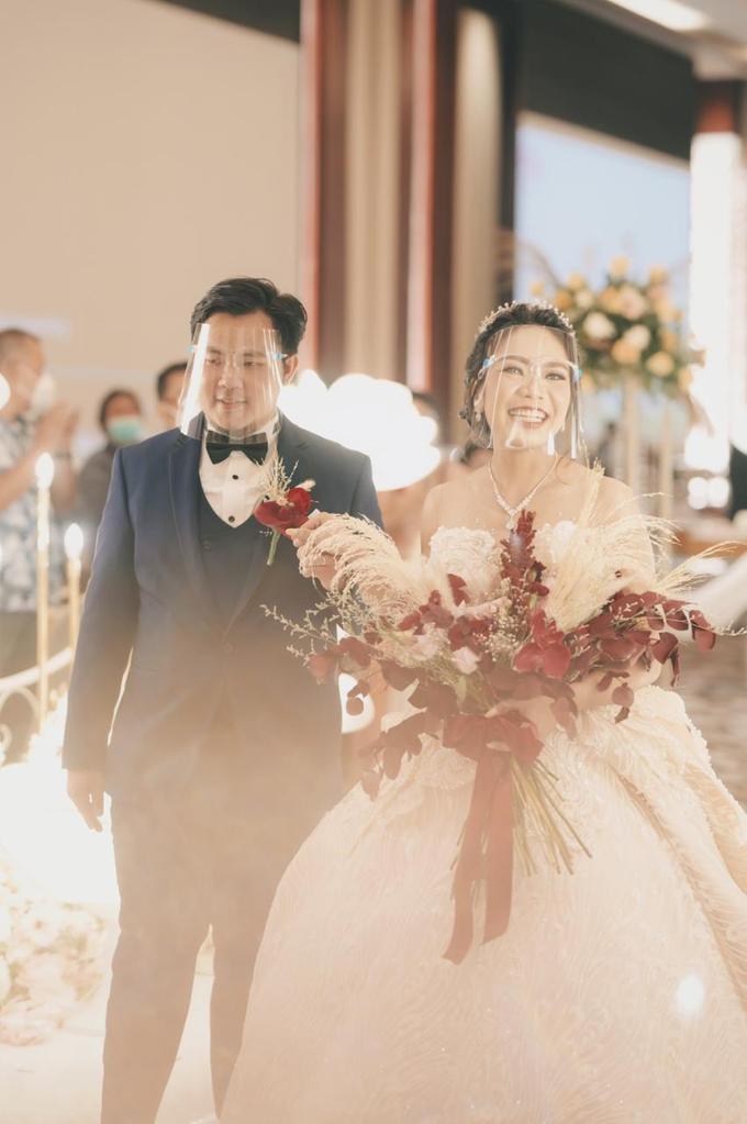 The Wedding of Glenn & Sessy by Khayim Beshafa One Stop Wedding - 015