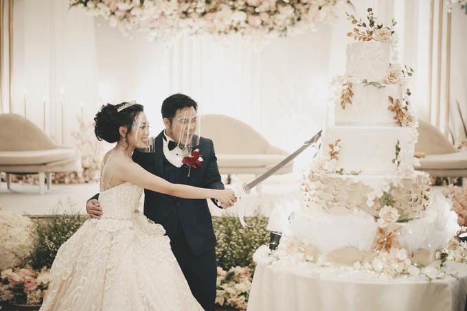 The Wedding of Glenn & Sessy by Khayim Beshafa One Stop Wedding - 017