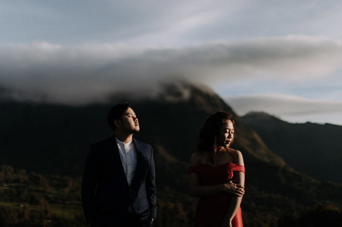 a love story of Glenn & Sessy (Prewedding Session) by Khayim Beshafa One Stop Wedding - 009