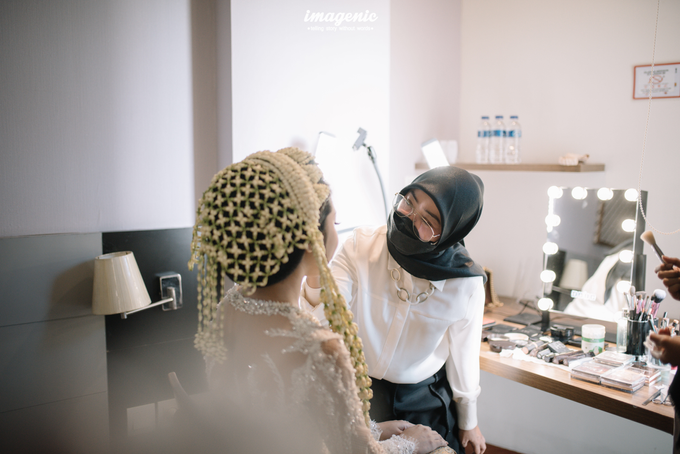 a Modern Sundanese Wedding of Rahmat & Tantri by Khayim Beshafa One Stop Wedding - 002