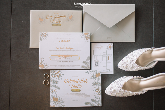 a Modern Sundanese Wedding of Rahmat & Tantri by Khayim Beshafa One Stop Wedding - 008