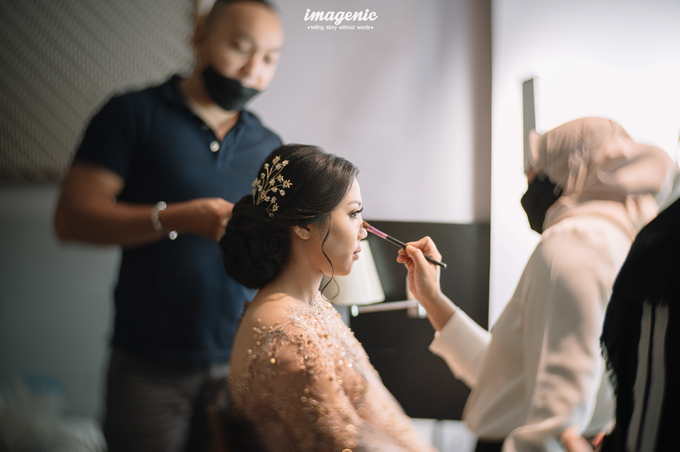 a Modern Sundanese Wedding of Rahmat & Tantri by Khayim Beshafa One Stop Wedding - 016