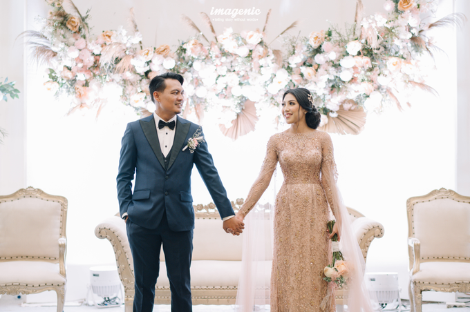 a Modern Sundanese Wedding of Rahmat & Tantri by Khayim Beshafa One Stop Wedding - 019