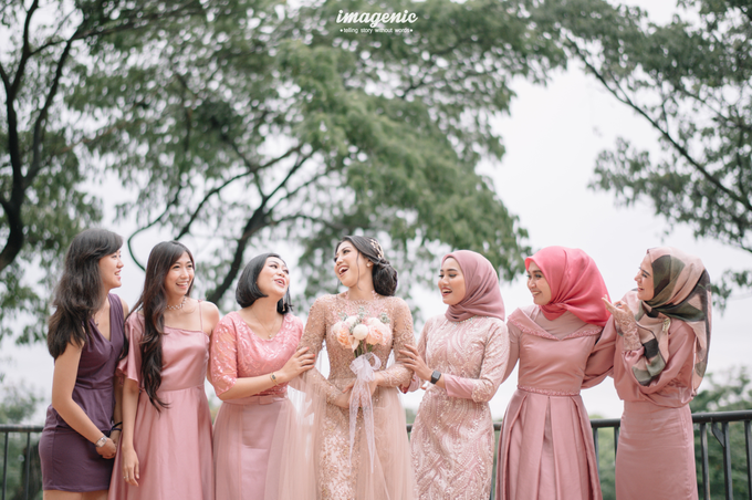 a Modern Sundanese Wedding of Rahmat & Tantri by Khayim Beshafa One Stop Wedding - 022