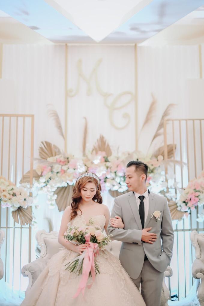 The Wedding of Michael & Claudia  by Khayim Beshafa One Stop Wedding - 001