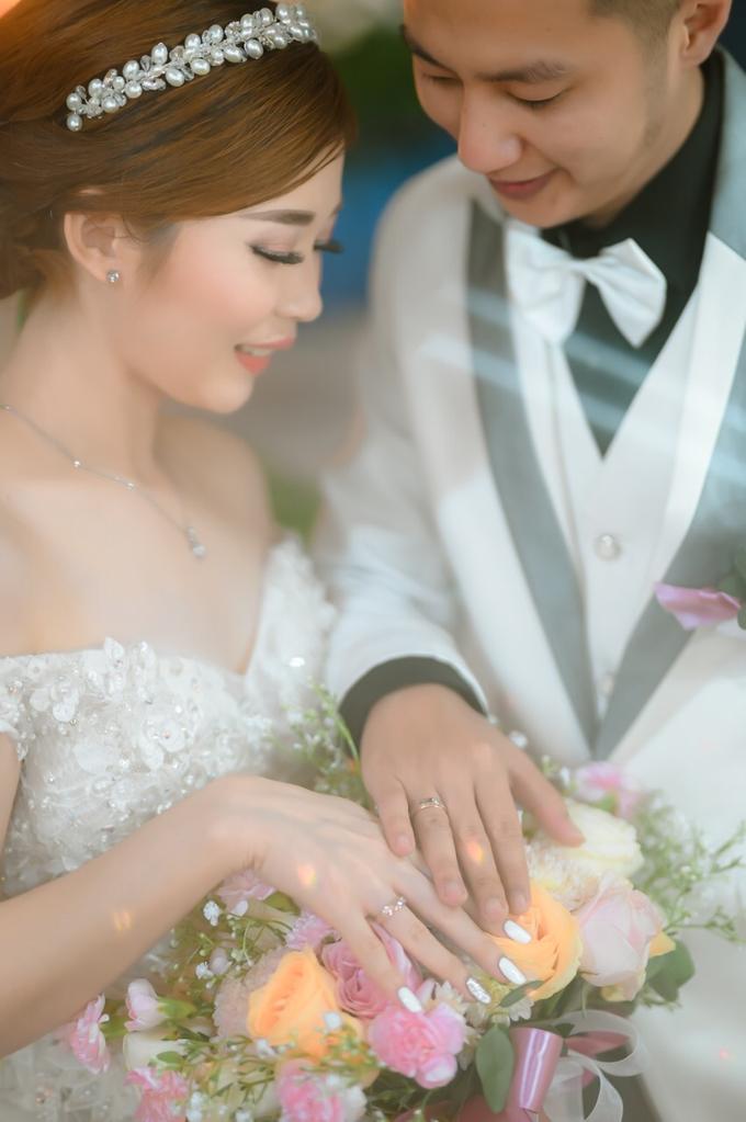 The Wedding of Michael & Claudia  by Khayim Beshafa One Stop Wedding - 019
