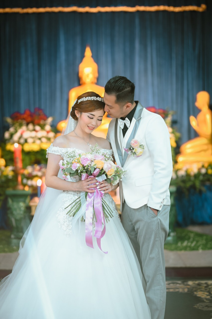 The Wedding of Michael & Claudia  by Khayim Beshafa One Stop Wedding - 020