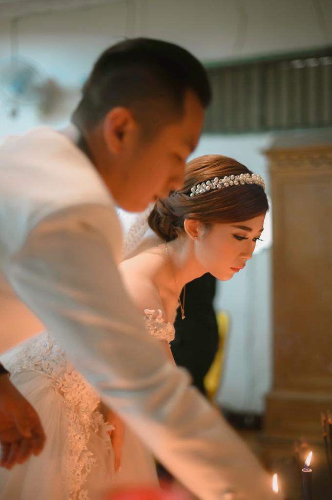 The Wedding of Michael & Claudia  by Khayim Beshafa One Stop Wedding - 016