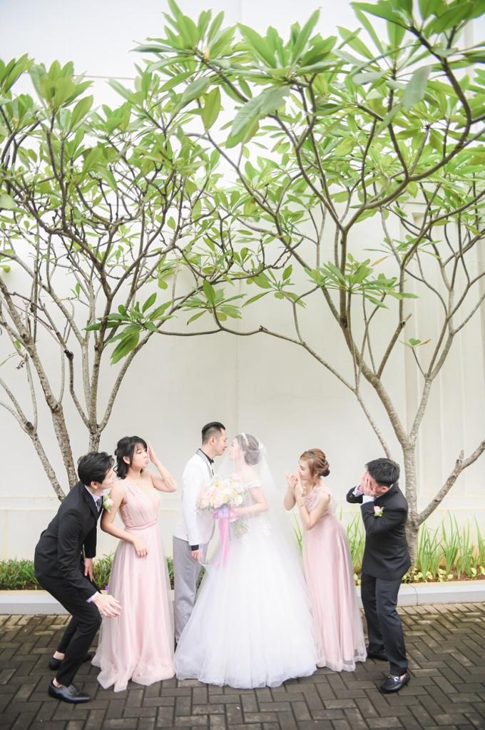 The Wedding of Michael & Claudia  by Khayim Beshafa One Stop Wedding - 010