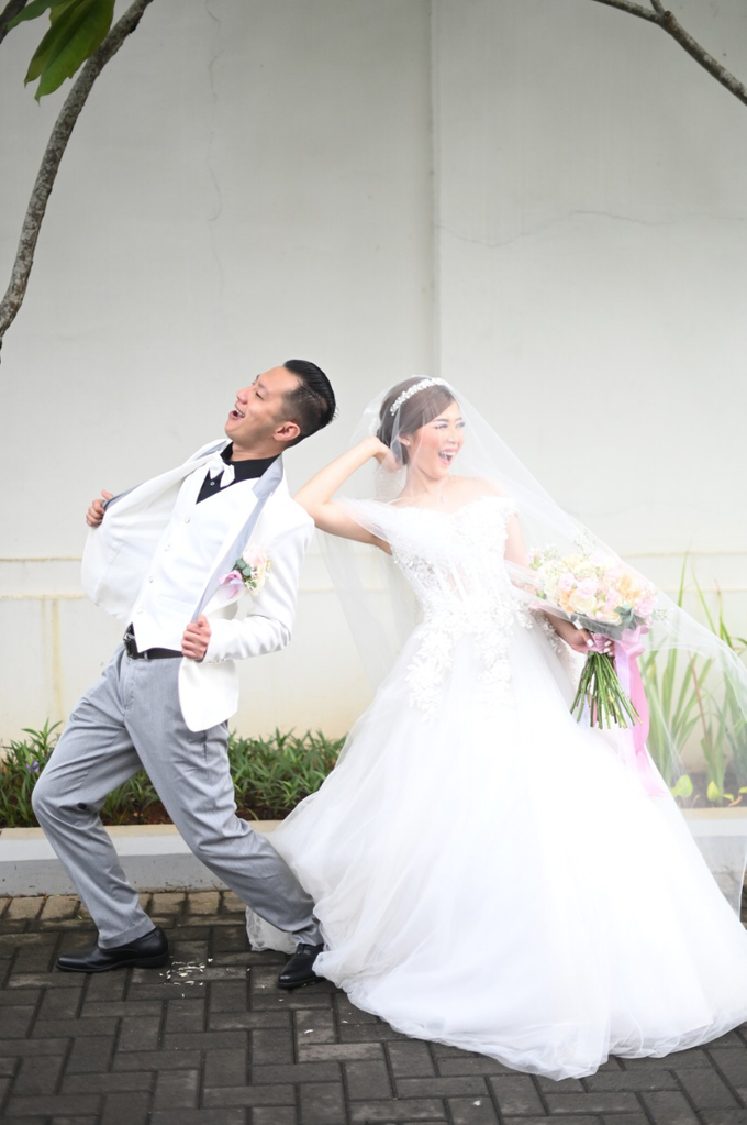 The Wedding of Michael & Claudia  by Khayim Beshafa One Stop Wedding - 011