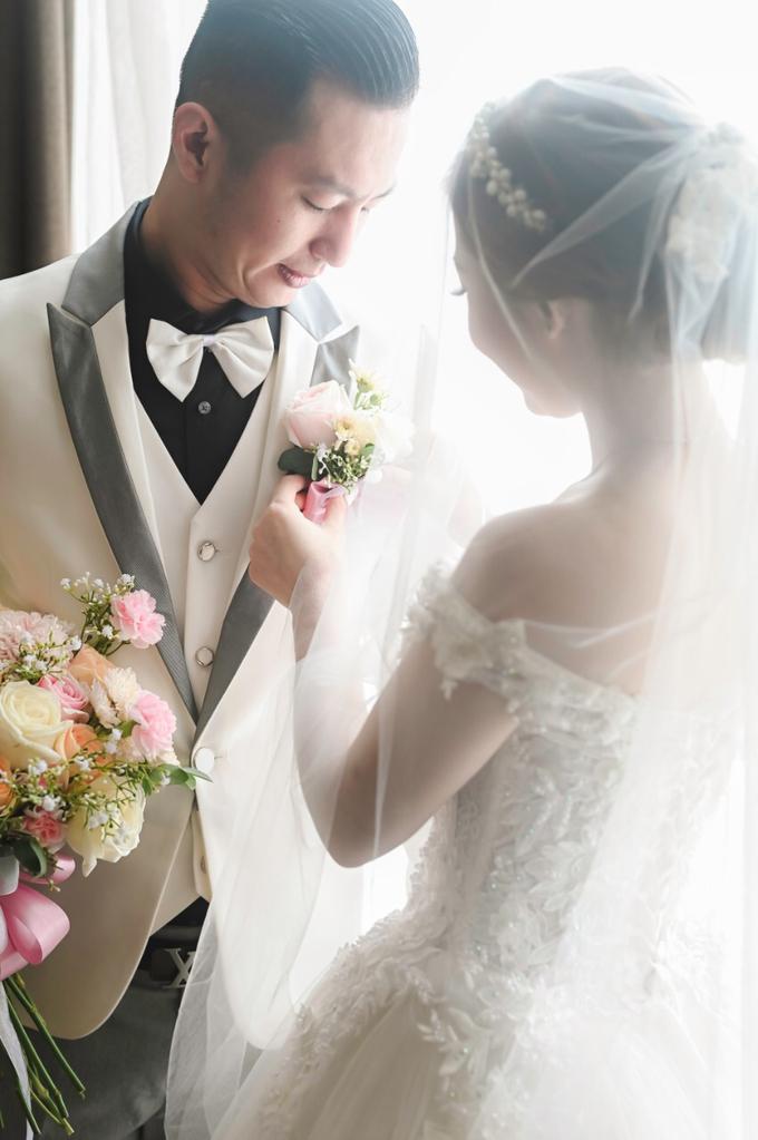The Wedding of Michael & Claudia  by Khayim Beshafa One Stop Wedding - 014