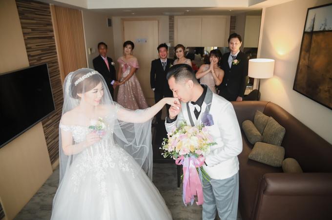 The Wedding of Michael & Claudia  by Khayim Beshafa One Stop Wedding - 013