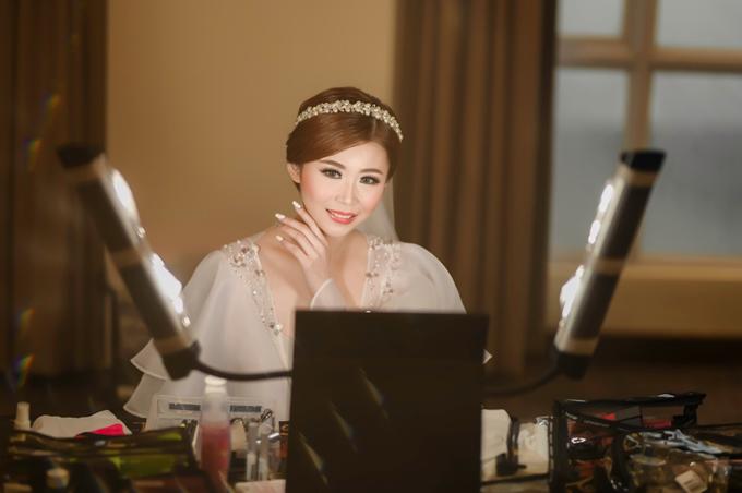 The Wedding of Michael & Claudia  by Khayim Beshafa One Stop Wedding - 004
